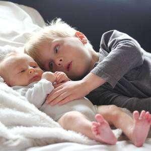 Büyük Kardeşi Gelecek Olan Kardeşine Hazırlamak
