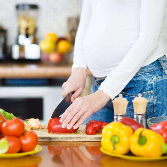 Gebelikte Gıda Çeşitliliğine Dikkat Edin