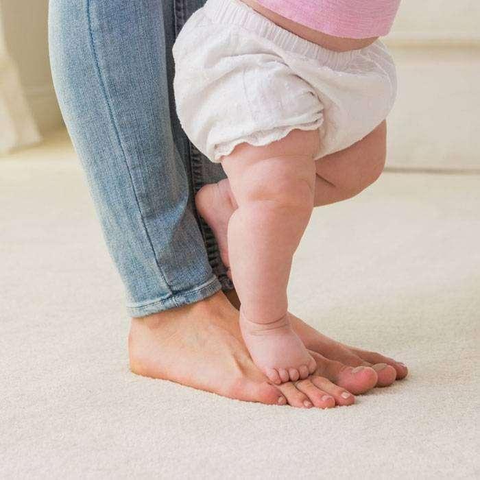 Eyvah! Bebeğim Yürümeye Başladı