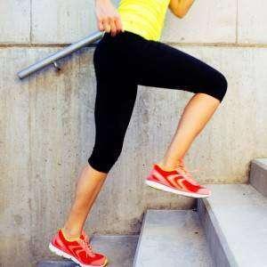 Gebelik Sonrası Vücudunuzu Geliştirecek 6 Merdiven Hareketi