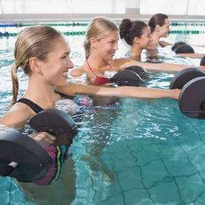 Gebelik Sonrası Su Egzersizleri