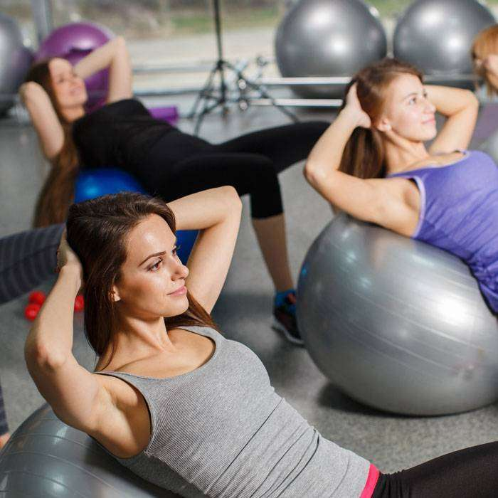 Hamilelikte Her Üç Aylık Döneme Uygun Pilates Hareketleri