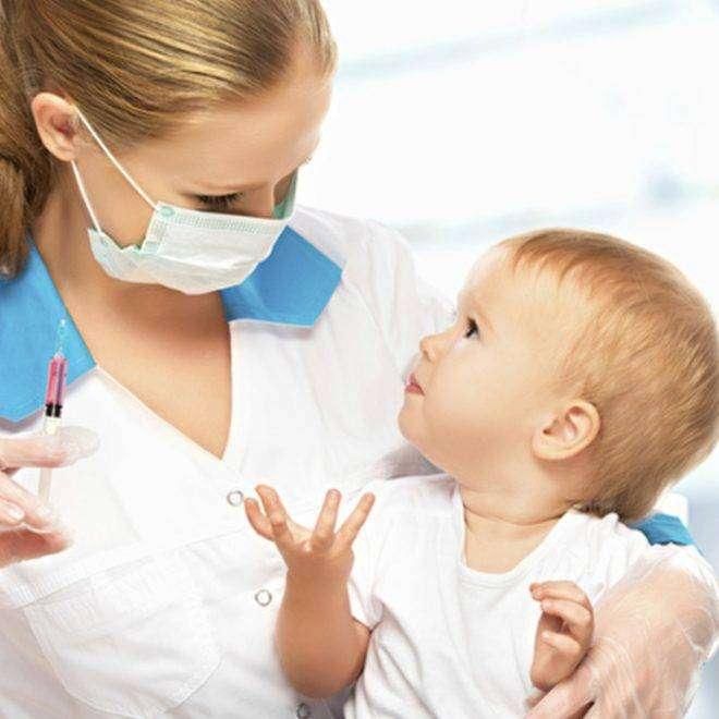 0 - 30 Ay Arası Bebeklerin Aşı Tablosu
