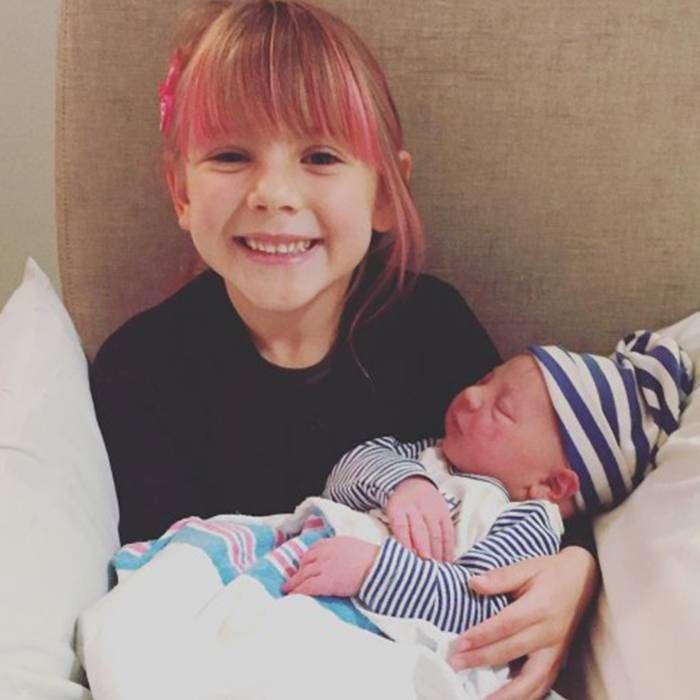Pink, Çocuklarının Fotoğrafını Paylaştı!