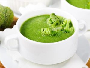 Şifa Niyetine: Brokoli Çorbası