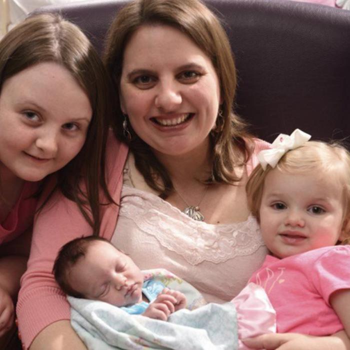 Dünyaya İki Kez Gelen Teksaslı Lynlee Bebek