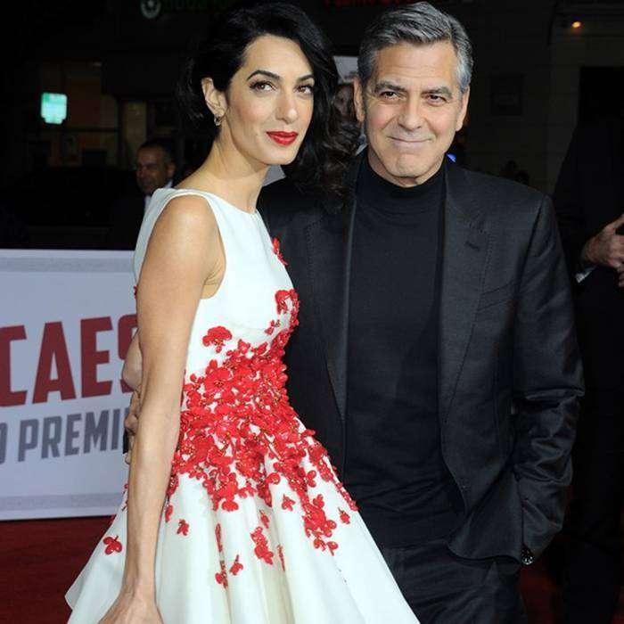 George Clooney ve Amal Clooney İkiz Bebek Bekliyor