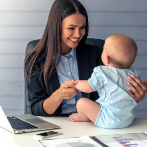 Çalışan Annelere Hükumetten Maaş Desteği