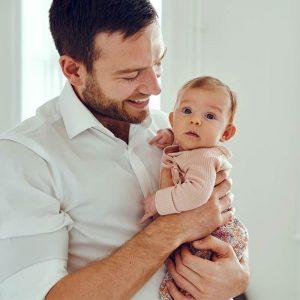 Babanın Bebeğin Gelişimindeki Önemi