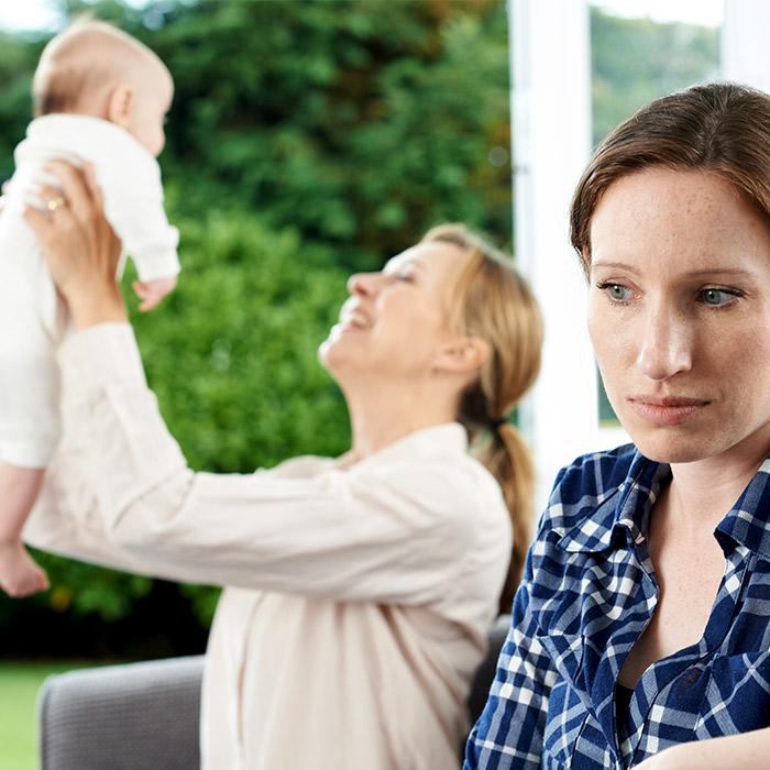 Bebekler Depresyona Girer mi?