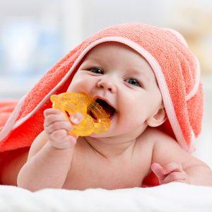 Bebeklerin Rahat Diş Çıkarması İçin Neler Yapılmalı