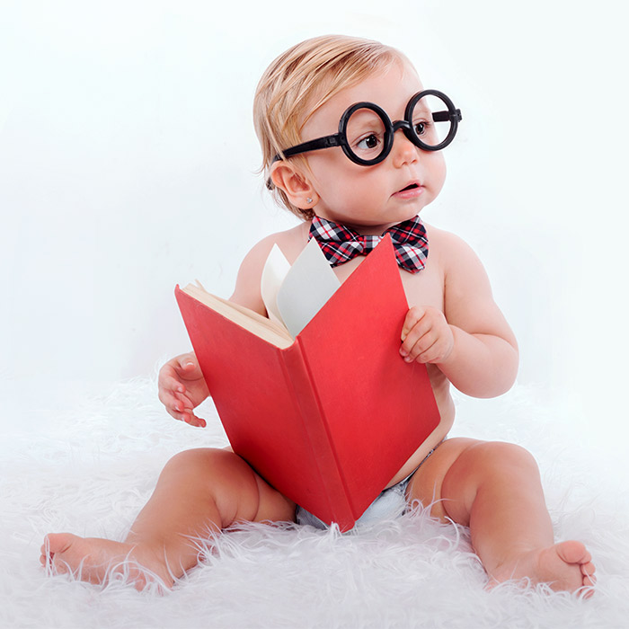 Bebeğinizin Dahi Olduğunu Kanıtlayan 7 İlginç İşaret