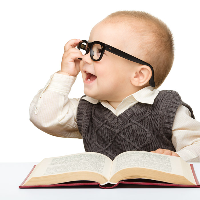bebeklerde üstün zeka
