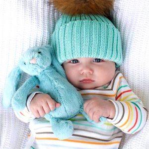 Dünyanın En Zengin Bebeğinden Muhteşem Kareler