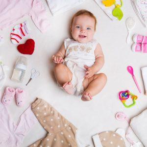 Yenidoğan Bebeğinize Pamuklu Kumaştan Giysiler Giydirin