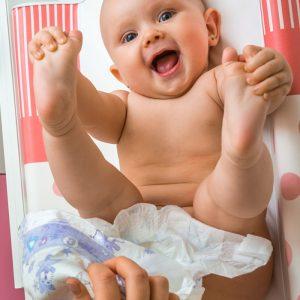 Yenidoğan Bebeklerde Alt Değiştirme Sıklığı