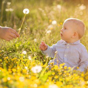 Bebeğinizdeki Bu Belirtiler Bahar Alerjisinin Habercisi Olabilir