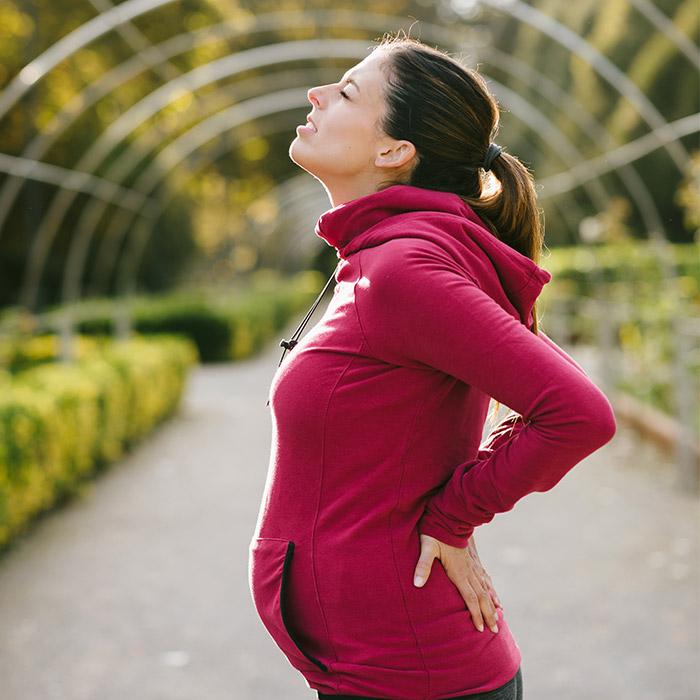 Hamilelikte Sırt ve Bel Ağrısı Nedenleri Dikkat Çekiyor!