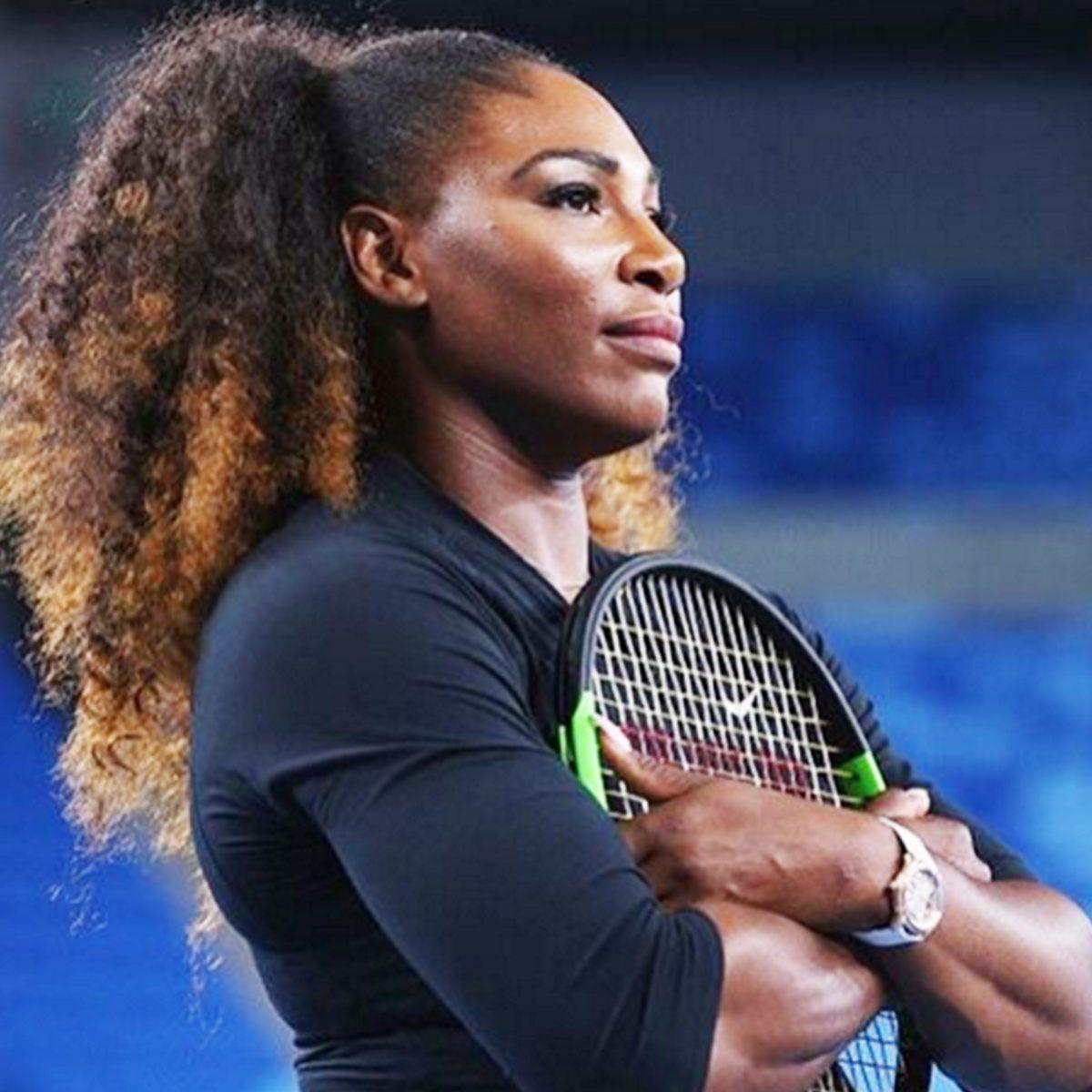 Serena Williams Hamile Olduğunu Açıkladı!