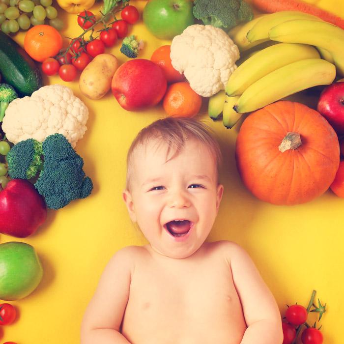 Bebeklerde Vitamin Eksikliğinin Belirtileri