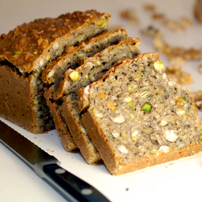 Alerjik Bünyeli Anne Adaylarına Ev Yapımı Glutensiz Ekmek Tarifi