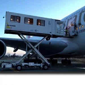 Hamile Yolcu Dubai Paris Seferini Yapan Uçakta Doğum Yaptı
