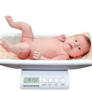 Her Ne Kadar Sevimli Olsa da İri Bebekler Doğumda Ciddi Problemler Yaşatabiliyor