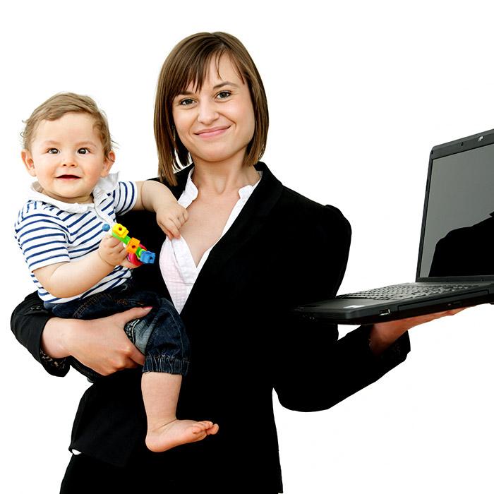 Memur Annelere Tam Gün Maaş Yarım Gün İş Hakkı Geliyor!
