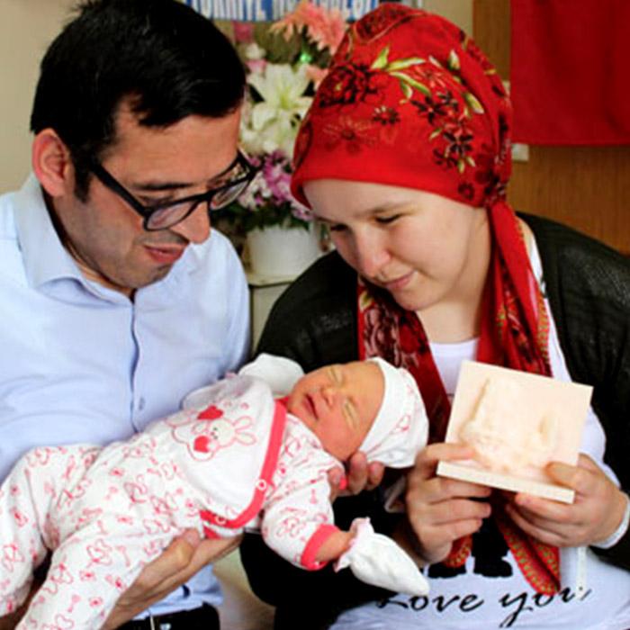 3 Boyutlu Bebek Dünyaya Geldi