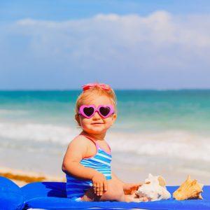 Tatiliniz Hüsranla Sonuçlanmasın! Bebeklerde Güneş Yanığını Önlemek İçin Dikkat Etmeniz Gerekenler