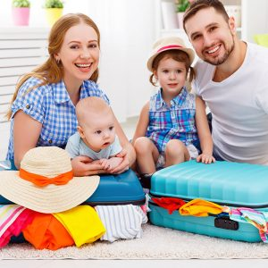 Bebeklerle Rahat Seyahat Etmenin 10 Püf Noktası