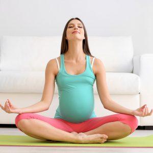 Gebe Yogasının Anne ve Bebek İçin Mucizesi Saymakla Bitmiyor