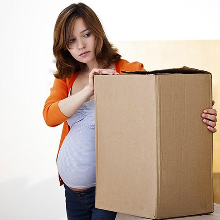 Hamilelikte Ağır Kaldırmak Tehlikeli midir?