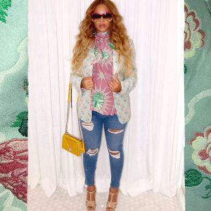 Beyonce'nin Lüks Doğum Hazırlığı