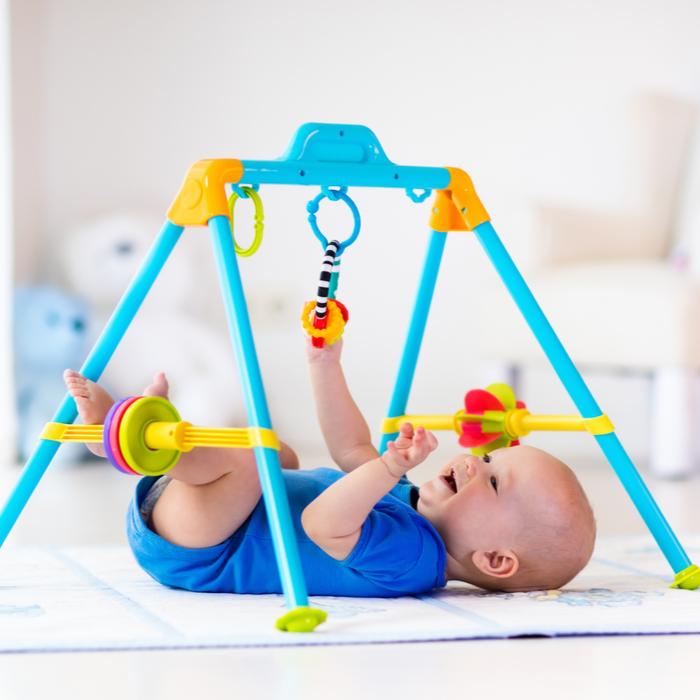 Bebeğinizin Oynamaktan Asla Sıkılmayacağı 10 Oyuncak