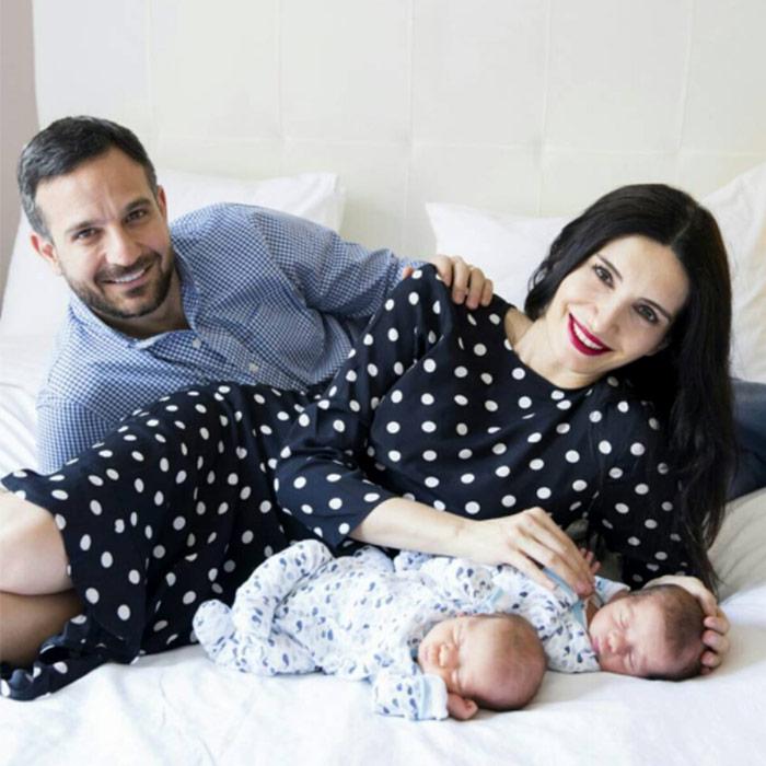 Başak Sayan'ın İkizleri 3 Aylık Oldu!