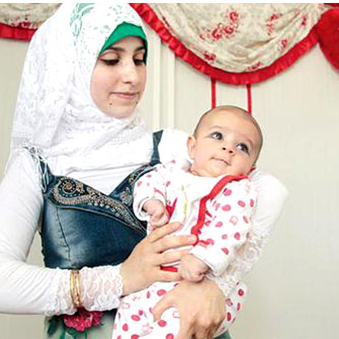 Türkiye'de 75 Ayda 224 Bin Suriyeli Bebek Doğdu
