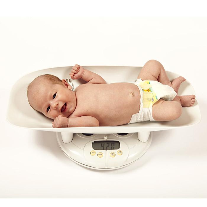 Bebekler Hangi Ayda Kaç Kilo Olmalılar?