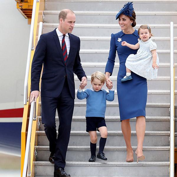 Kate Middleton'ın İkiz Bebeklere Hamile Olduğu İddia Edildi!