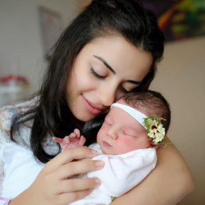Nur Erkoç Hamilelik Sürecini ve Annelik Heyecanını Gebe.com'a Anlattı!
