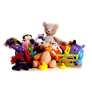 Bebek ve Çocuklar İçin Evde Yapılabilecek Oyuncaklar