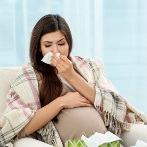 Hamilelikte Geçirilen Grip Bebeğin Sağlığını Etkileyebilir